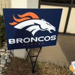 Denver-Bronco-Signs